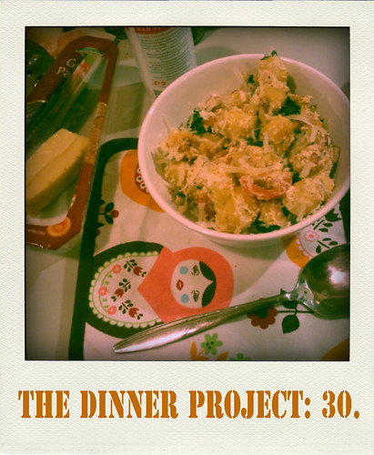 the dinner project: kw 14
