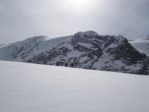 Lone Skiers