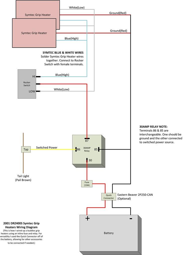 2001 drz 400 wiring diagram: wonderful drz 400 wiring diagram gallery -  electrical circuit ,