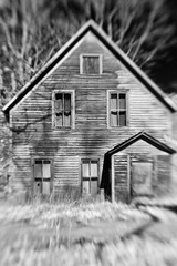 hiding up in the hills (Marty Hogan) Tags: ghosttown keweenawcounty granttownship mandanmichigan mandanminingcompany medoraminingcompany