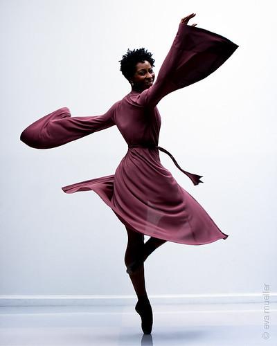 Black Woman Dancing 6
