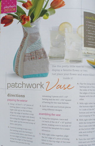 101 Patchwork Projects and Quilts - Spring 2011