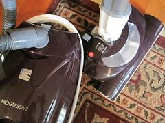 got me a new vacuum!