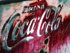 Drink Coca Cola (avilon_music) Tags: signs sign canon vintage cola coke icon signage weathered cocacola softdrinks vintagesigns colas g9 markpeacockphotography avilonmusic