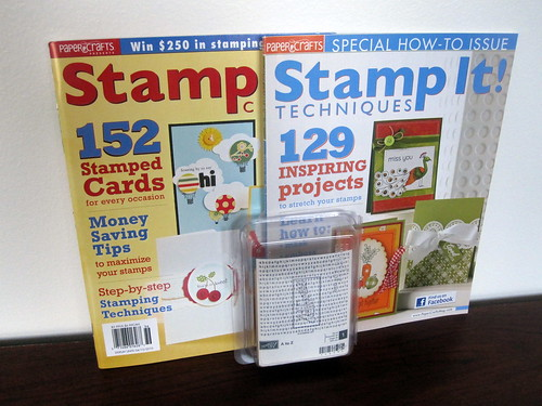5620313709 05ba5288aa Freebie Friday   Stamping Royalty: From A to Z