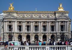 Garnier's Paris Opéra Façade