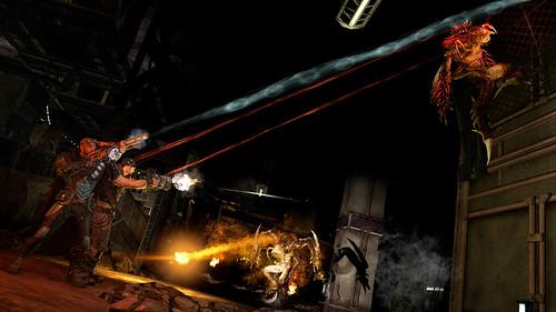 Red Faction: Armageddon - Infestation Mode