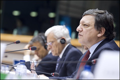 Future of the Western Balkans lies in Europe (European Parliament) Tags: viktor prime president manuel western balkans commission jos ep minister hungarian jerzy barroso orbn buzek