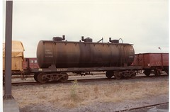 VTQY 88 Newport Workshops circa 1980s (booksvic) Tags: wagon tank vr vline