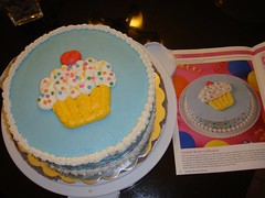 Wilton course 1, first cake (filthyfox) Tags: cake wilton cakeclass wiltoncakeclass