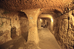 Derinkuyu - underground city in Turkey (nikidel) Tags: turkey christian cappadocia undergroundcity derinkuyu