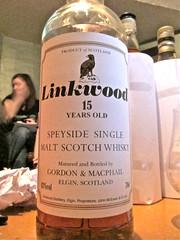 Linkwood 15
