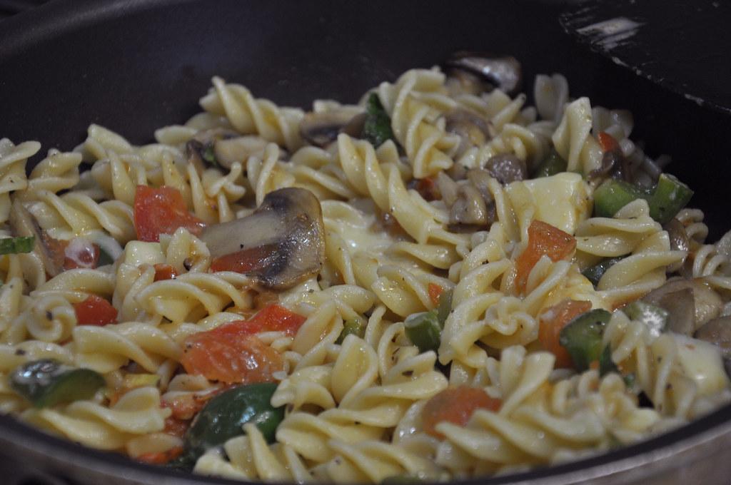 experimental pasta
