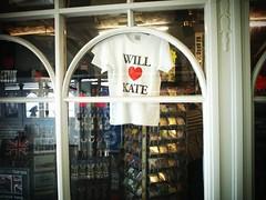 Will loves Kate
