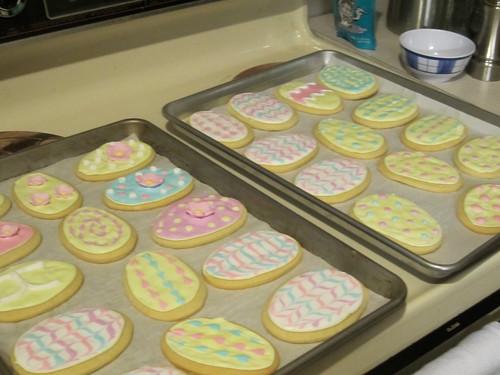 dry cookies, dry!