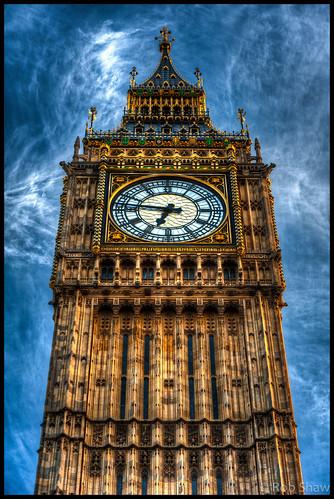 Big, Moody Ben (Clock Tower)
