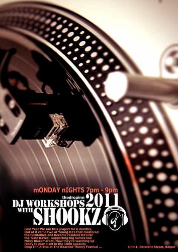 DJ Workshops 2011 by thedropinn