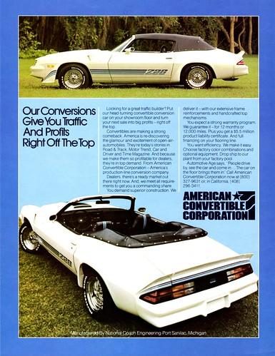 1980 chevrolet camaro z28. 1980 Chevrolet Camaro Z28