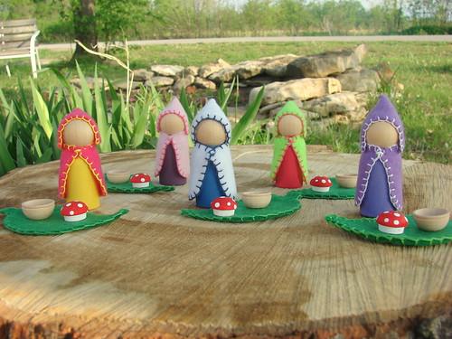 Waldorf Peg Dolls Pic 1