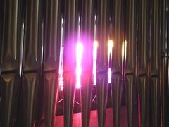 L'orgue de la Treille (CéCybo) Tags: pink light rose piano halo cathédrale lille église nord orgue rijsel lumire treille olympys sp570uz cathédraledelatreille cécybo cecybo
