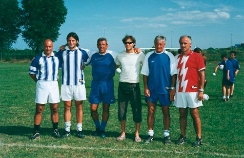 A Cesenatico (Forlì-Cesena) riparte la scuola calcio di Salvatore ...