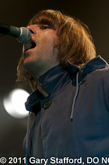 Beady Eye Perform In Leeds (garystafford.co.uk) Tags: show uk music male rock concert punk live gig leeds indy oasis trendy indie liamgallagher beadyeye westyorks indylive