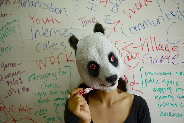 panda tricia