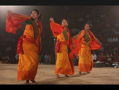 Bihu dance  বিহু নৃত্য,