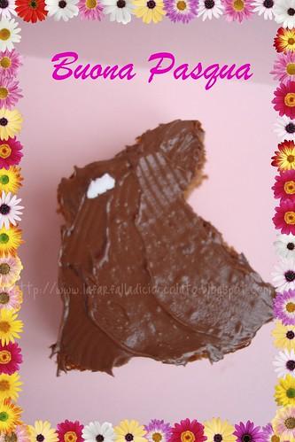 Muffin Pasquali al cioccolato