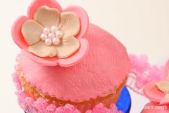 Pink Cupcakes (periza11) Tags: cakes cake dessert cupcakes decoration cupcake decorating cakedecoration ridha cupcakedecoration ridhastreats ridhasoemansyha