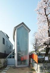 O HOUSE:  Hideyuki Nakayama, Kyoto, Oct. 2009 (wakiiii) Tags: architecture