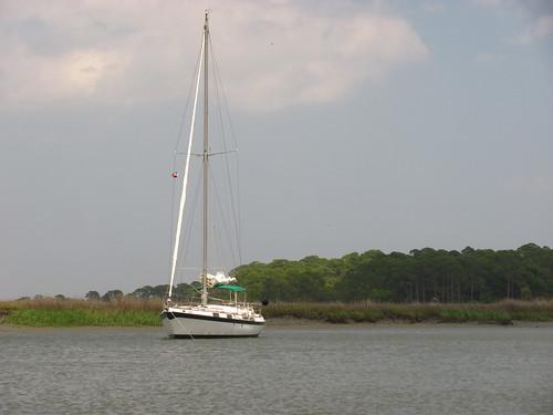 Ten Days Sailing Georgia's Coast