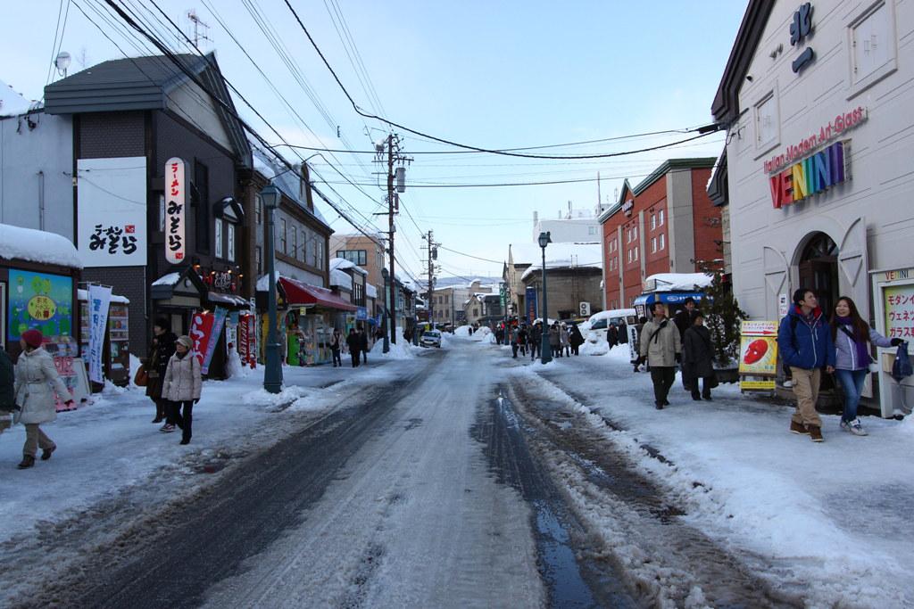 Canal Town Otaru Walking Guide (14)