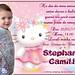 Convite Stephanie Camilli