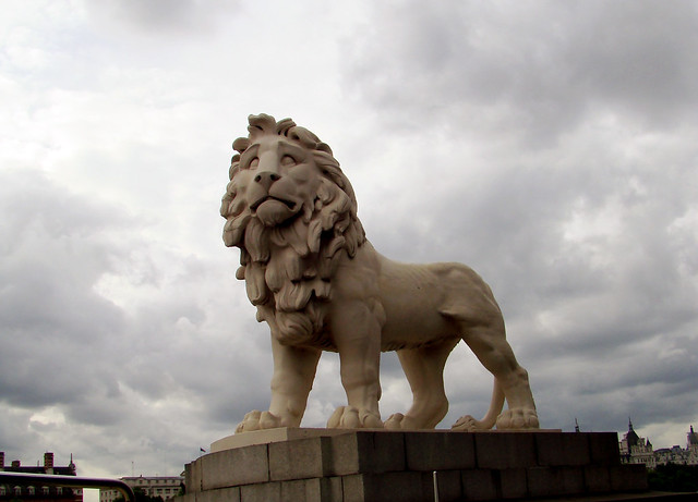 DSC07065 Coade Stone Lion