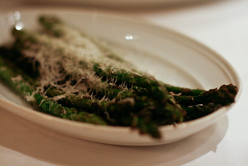 The photo doesn't do this asparagus justice