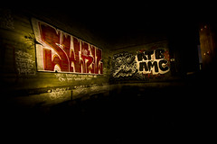 SWERV, UPFUK (Justd0it) Tags: california longexposure graffiti bayarea atb urbanexploring fosho neps swerv trizz amck upfuk oistr justd0it