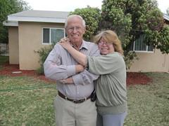Dad and Debbie