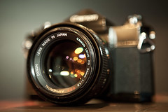 Classic Pro Power I (Sixtyfour) Tags: canon f1 55mm ssc fd f12 aspherical