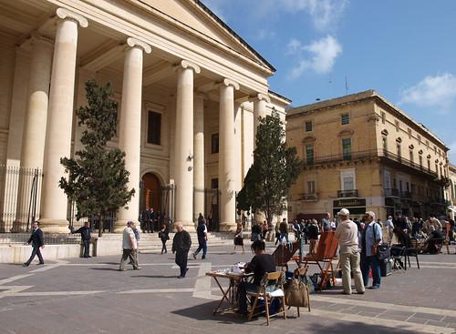 La Valeta - Palacio de Justicia