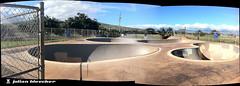 The Kapolei panorama (JulianBleecker) Tags: sport hawaii unitedstates skateboarding iso skatepark northamerica sk8 unknownflash kapoleiskatepark