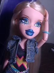 Ke$ha cosplay day! (BlackKat ~SWITCHING ACCOUNTS SOON~) Tags: animal doll cosplay who it off we r take custom rina cannibal bratz tok kesha xpress repaint tik keha