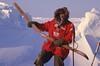Tola with Broken Ski (Weber Arctic Expeditions) Tags: ice richard misha weber northpole frostbite arcticocean polarexpedition malakhov wardhuntisland fischerskis polarbridge polartraining capearkticheskiy dimitrishparo shparo