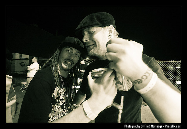 HighDro & GDB @ Rock The Block 4.23.2011