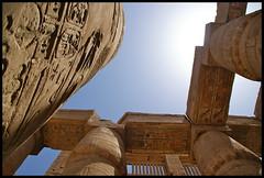 Temple de Louxor (Clara Giraud) Tags: temple egypt des kings valley nil aswan luxor archeology barrage egypte rois afrique obelisque pharaon louxor assouan momie edfou vallee archeologie hieroglyphe