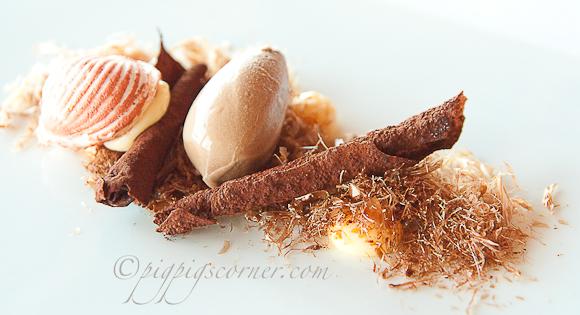 chocolate, Akelarre, San Sebastian