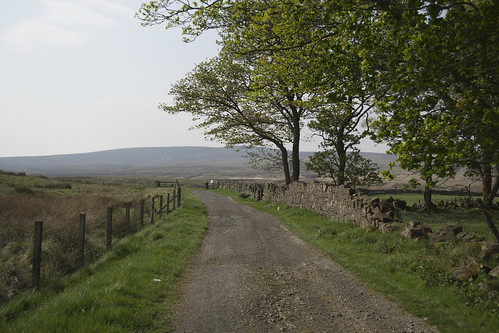 First ever Tar McAdam road