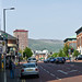 Divis Tower ( very close to the IBIS hotel where is was staying)