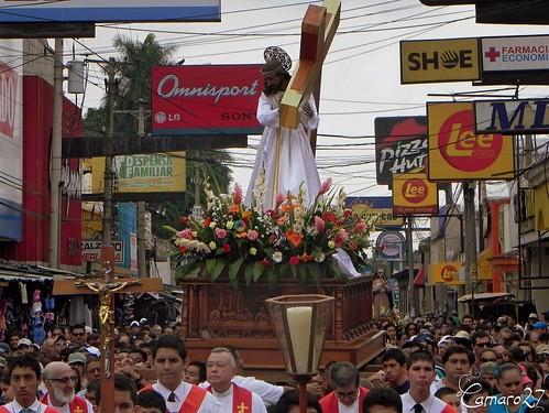 Viernes Santo en El Salvador
