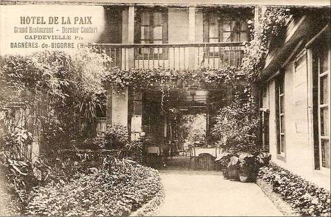 HOTEL PAIX CAPDEVIELLE